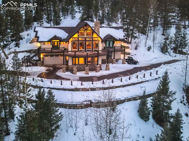1339 W Midland Avenue, Woodland Park, CO 80863 (#7317901) :: The Gold Medal Team with RE/MAX Properties, Inc