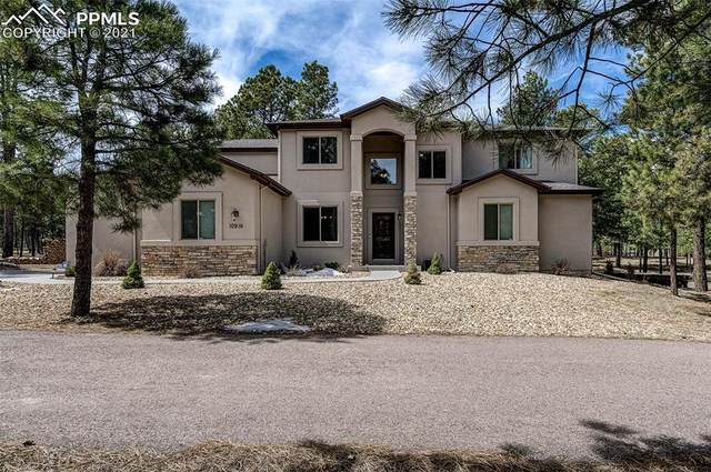 10916 Silver Mountain Point, Colorado Springs, CO 80908 (#7319176) :: The Harling Team @ HomeSmart