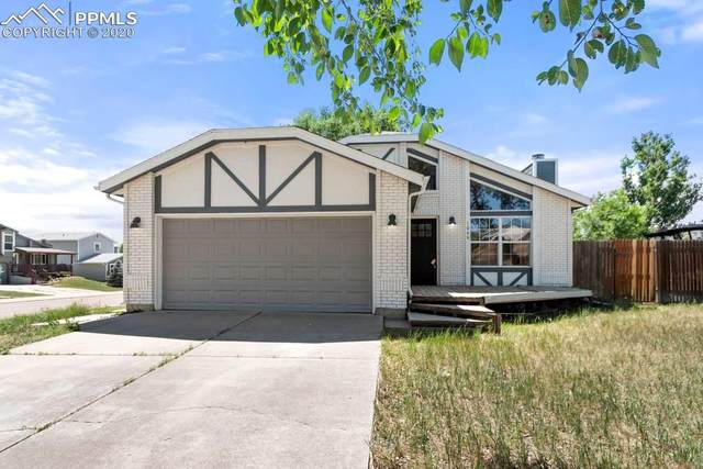 1060 Bromefield Drive, Fountain, CO 80817 (#7320314) :: Tommy Daly Home Team