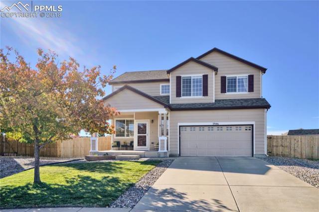3846 Pioneer Creek Drive, Colorado Springs, CO 80922 (#7321867) :: CC Signature Group