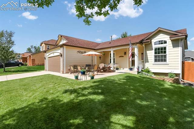 3160 Boot Hill Drive, Colorado Springs, CO 80922 (#7322864) :: Tommy Daly Home Team