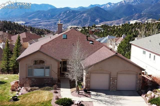 4110 Stonebridge Point, Colorado Springs, CO 80904 (#7325976) :: 8z Real Estate