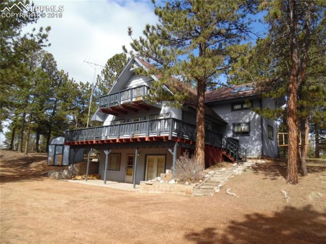 832 Spring Valley Drive, Divide, CO 80814 (#7326894) :: The Peak Properties Group