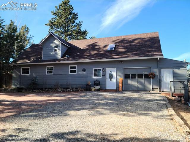 104 Pine Ridge Avenue, Woodland Park, CO 80863 (#7329889) :: Action Team Realty