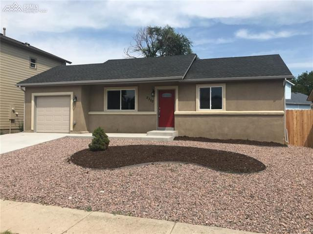 2350 Bruno Circle, Colorado Springs, CO 80916 (#7331058) :: 8z Real Estate