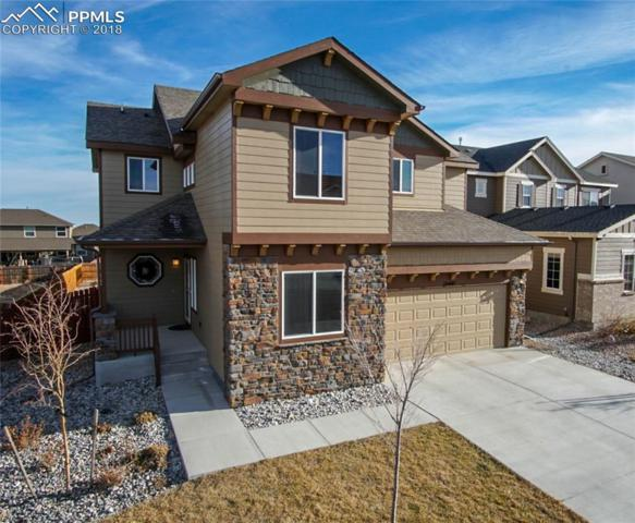 10441 Mt Lincoln Drive, Peyton, CO 80831 (#7333661) :: The Hunstiger Team