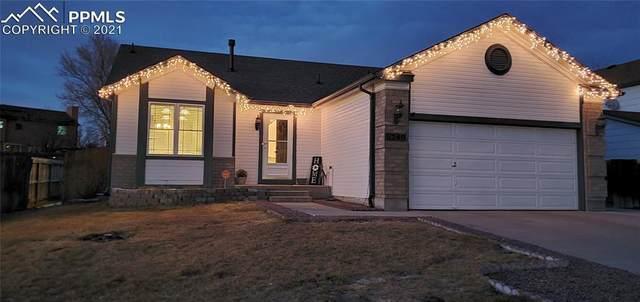 5248 Rondo Way, Colorado Springs, CO 80911 (#7335802) :: The Scott Futa Home Team