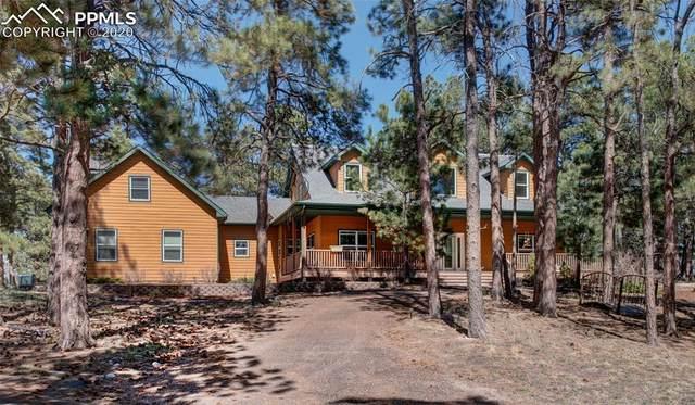16355 Artesian Terrace, Elbert, CO 80106 (#7335847) :: 8z Real Estate