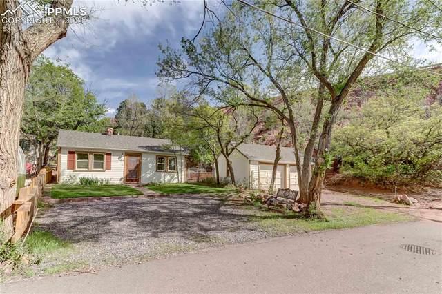 305 Washington Avenue, Manitou Springs, CO 80829 (#7337899) :: The Kibler Group