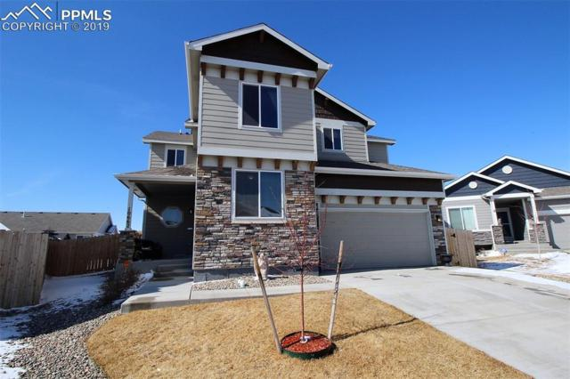 10662 Ridgepole Drive, Colorado Springs, CO 80925 (#7338270) :: The Kibler Group