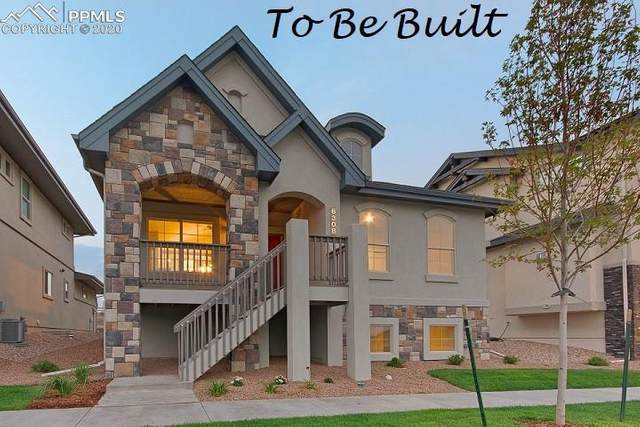 9617 Wolf Lake Drive, Colorado Springs, CO 80924 (#7338644) :: Action Team Realty
