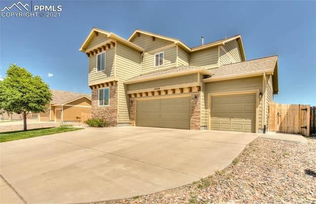 10358 Silver Stirrup Drive, Colorado Springs, CO 80925 (#7339613) :: CC Signature Group