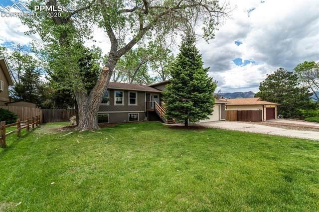 843 N Pulpit Rock Circle, Colorado Springs, CO 80918 (#7341354) :: 8z Real Estate