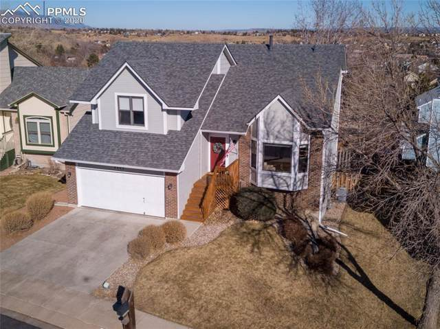 4465 Stonehaven Drive, Colorado Springs, CO 80906 (#7344546) :: Jason Daniels & Associates at RE/MAX Millennium
