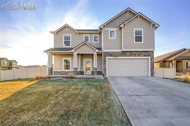 10947 Hidden Prairie Parkway, Fountain, CO 80817 (#7345382) :: The Treasure Davis Team