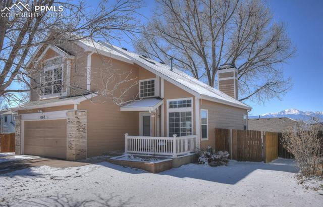 1065 Piros Drive, Colorado Springs, CO 80922 (#7346993) :: Tommy Daly Home Team