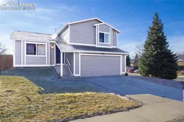 3805 Blazingwood Way, Colorado Springs, CO 80918 (#7350664) :: Jason Daniels & Associates at RE/MAX Millennium