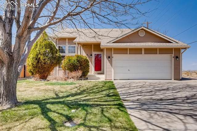 4111 Crestview Drive, Pueblo, CO 81008 (#7353404) :: Tommy Daly Home Team