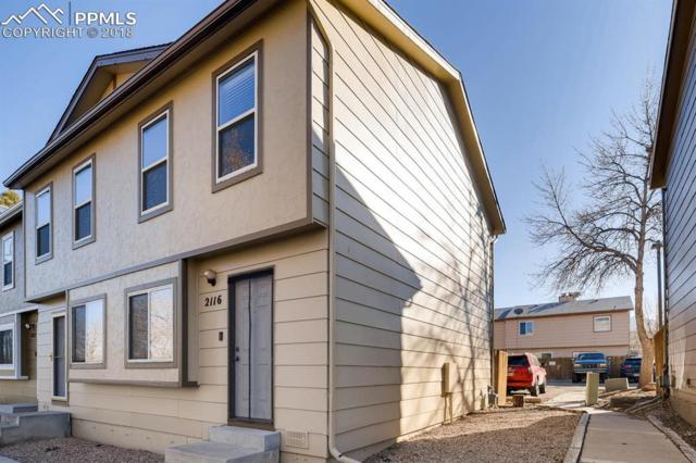 2116 Boston Terrace, Colorado Springs, CO 80904 (#7354238) :: Venterra Real Estate LLC