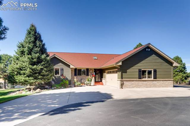 10540 Bonanza Road, Parker, CO 80138 (#7356821) :: Tommy Daly Home Team