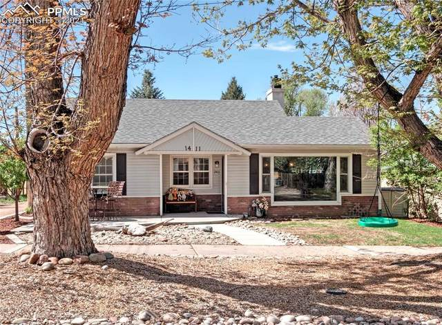 1411 E Dale Street, Colorado Springs, CO 80909 (#7357959) :: Fisk Team, RE/MAX Properties, Inc.