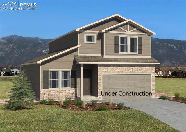 7717 Benecia Drive, Fountain, CO 80817 (#7360658) :: Tommy Daly Home Team