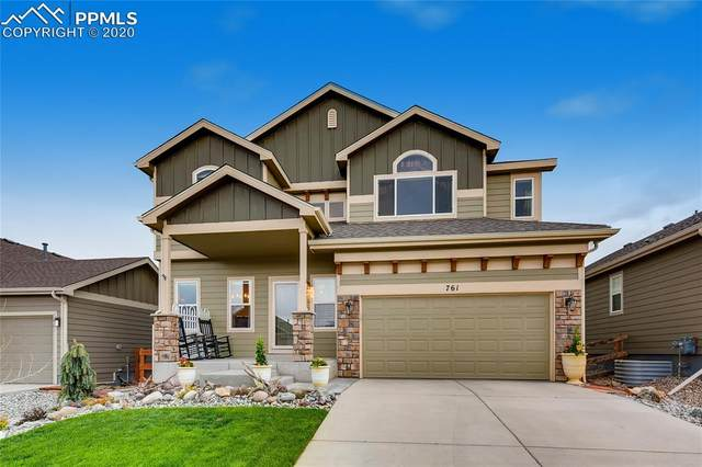 761 Tailings Drive, Monument, CO 80132 (#7361411) :: The Daniels Team