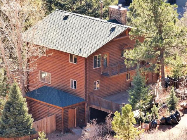 1425 Sutherland Creek Road, Manitou Springs, CO 80828 (#7361545) :: 8z Real Estate