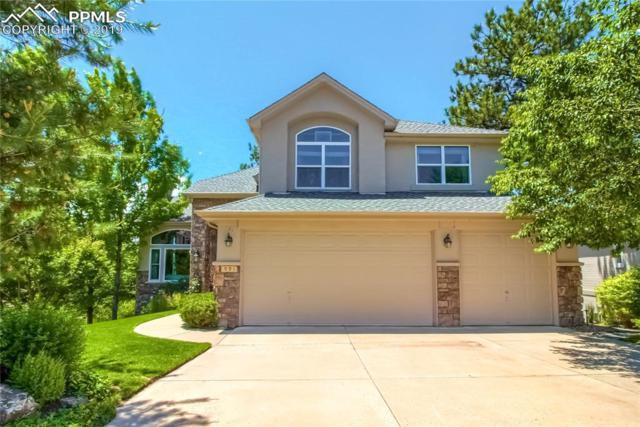 991 Greenridge Lane, Castle Pines, CO 80108 (#7362428) :: Colorado Team Real Estate
