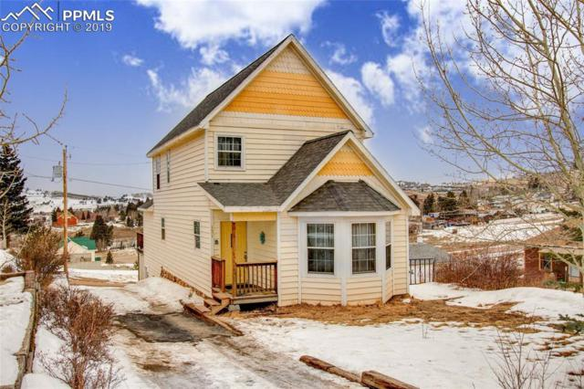 131 Silver Street, Cripple Creek, CO 80813 (#7363209) :: The Kibler Group