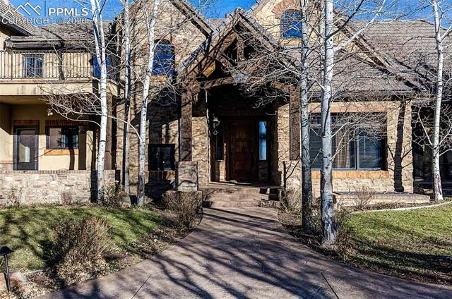 3185 Pegasus Drive, Colorado Springs, CO 80906 (#7365948) :: The Kibler Group