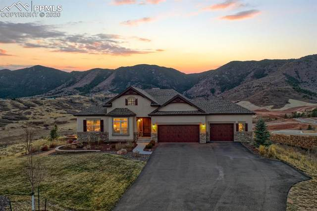 3905 Mesa Top Drive, Monument, CO 80132 (#7366440) :: CC Signature Group