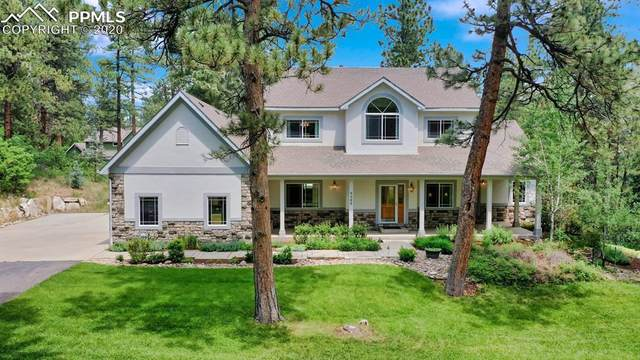 4299 Cheyenne Drive, Larkspur, CO 80118 (#7367217) :: Fisk Team, RE/MAX Properties, Inc.
