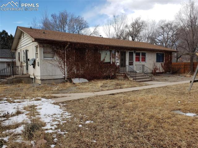 1101 E Boulder Street, Colorado Springs, CO 80903 (#7369105) :: The Kibler Group
