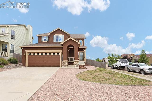 8253 Hames Drive, Colorado Springs, CO 80951 (#7370971) :: Finch & Gable Real Estate Co.