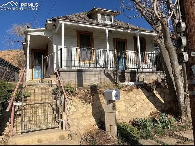 414 Kelly Avenue, Pueblo, CO 81003 (#7375329) :: Fisk Team, RE/MAX Properties, Inc.