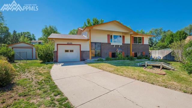 1585 Luna Vista Street, Colorado Springs, CO 80911 (#7377532) :: Fisk Team, RE/MAX Properties, Inc.