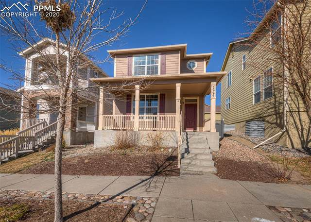 2224 St James Drive, Colorado Springs, CO 80910 (#7380543) :: The Daniels Team