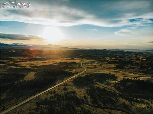 East Highway 9 Highway, Guffey, CO 80820 (#7383659) :: 8z Real Estate
