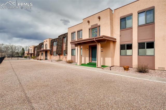2937 Mesa Road B, Colorado Springs, CO 80904 (#7388709) :: CENTURY 21 Curbow Realty