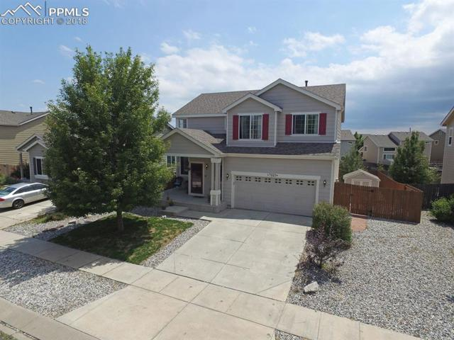 7223 Eagle Canyon Drive, Colorado Springs, CO 80922 (#7395567) :: Harling Real Estate