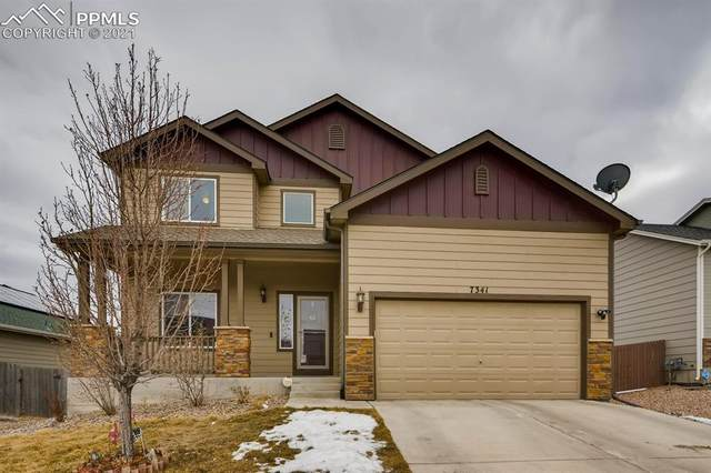 7341 Willowdale Drive, Fountain, CO 80817 (#7396746) :: Fisk Team, RE/MAX Properties, Inc.