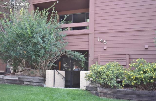148 W Rockrimmon Boulevard #101, Colorado Springs, CO 80919 (#7398521) :: Jason Daniels & Associates at RE/MAX Millennium