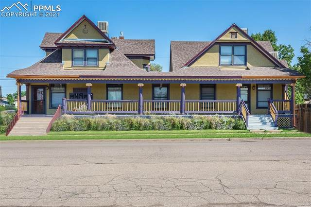 521-523 10th Street, Pueblo, CO 81003 (#7399955) :: Tommy Daly Home Team