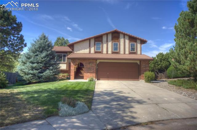 8330 Contrails Drive, Colorado Springs, CO 80920 (#7400737) :: The Peak Properties Group