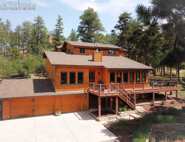 4769 Red Rock Drive, Larkspur, CO 80118 (#7401232) :: 8z Real Estate