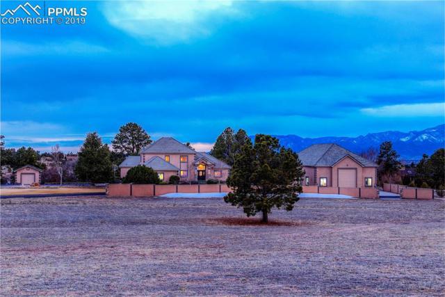 1785 Old Ranch Road, Colorado Springs, CO 80908 (#7402391) :: The Hunstiger Team