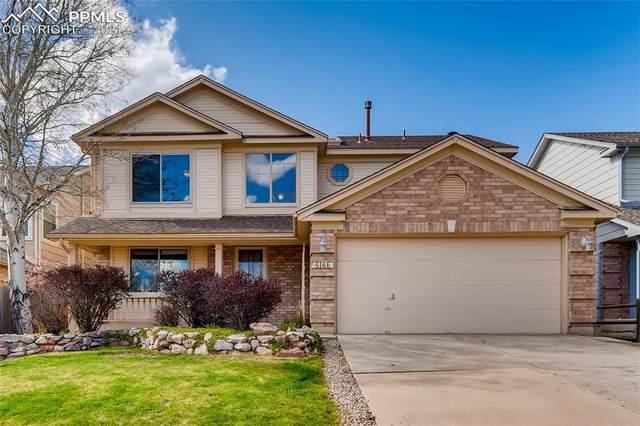 5166 Plumstead Drive, Colorado Springs, CO 80920 (#7402941) :: The Kibler Group