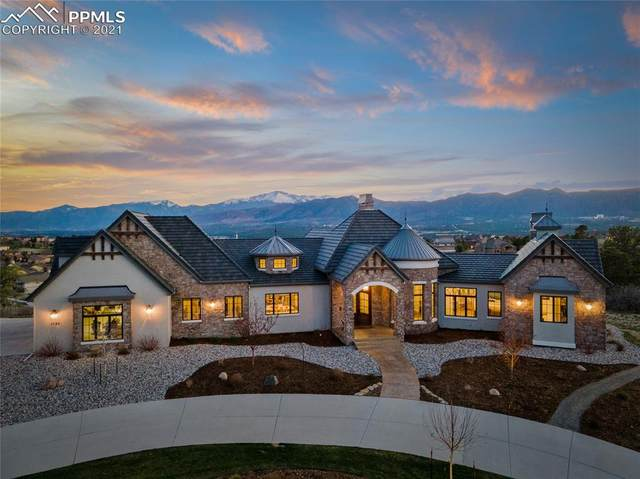 1785 Vine Cliff Heights, Colorado Springs, CO 80921 (#7406066) :: The Daniels Team