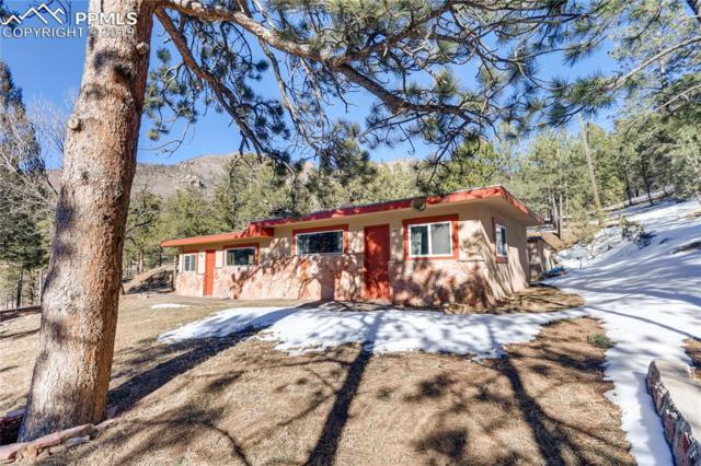 8116 W Highway 24, Cascade, CO 80809 (#7406416) :: The Daniels Team